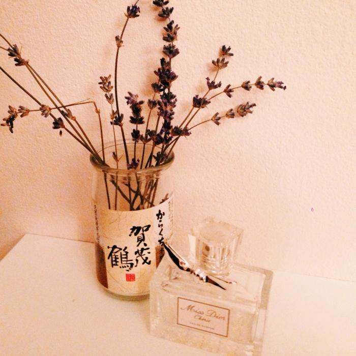 perfume lavender